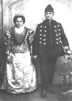 Hungary,Wedding costume