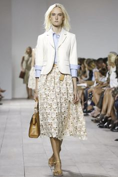 Michael Kors Ready To Wear Spring Summer 2015 New York