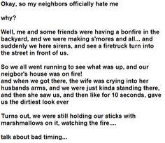 My neighbors hate me.. - Imgur