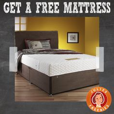 Get a FREE Mattress