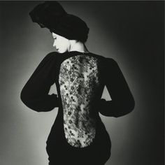 100 photos to collect ! #8 Jeanloup Sieff - Forties Collection by YSL