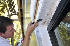 Fluid-Applied Window Flashing | JLC Online | Flashing, Exteriors, Building Envelope, Building Performance