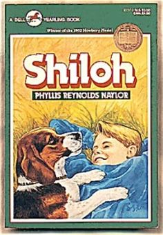 Shiloh  By Phyllis Naylor Common Core Aligned Lesson Plans  43 pages of lessons and activites to reinforce the common core state standards. includes: Maps Predictions Cause and Effect Vocabulary Life connections Point of View Pair-Share plus a  lot more!