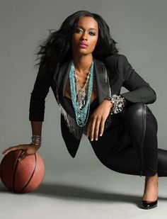 Swin Cash - Olympia basketball, gold medal.