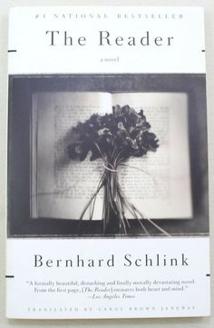 The Reader By Bernhard Schlink Used Books, My Books, Thing 1, Penguin Random House, Books To Read Online, Free Reading, Best Sellers, Fiction, Novels