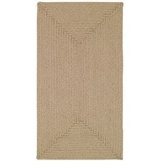 "Capel Manteo Beige Area Rug Rug Size: 2'3"" x 4'"