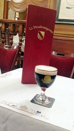 Bière de Noël ! #christmas #strasbourgeoiseparis #restaurant #paris