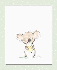 Star Friend Koala