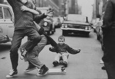 Lifestyle: Skateboard en 1965