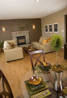 Show home staging
