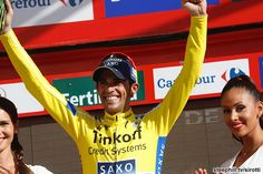 2014 vuelta-a-espana photos stage-20 - Your stage 20 winner and soon to be race winner, Alberto Contador (Tinkoff - Saxo)