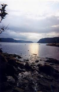 [Sommetdufjord.com] Campsite, Canada, Rustic, Beach, Water, Outdoor, Vacation, Country Primitive, Gripe Water
