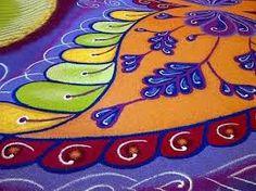 Image result for india deco kolam Rangoli Colours, Kids Rugs, India, Outdoor Decor, Colors, Google, Image, Home Decor, Goa India
