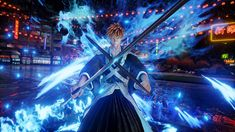 Ichigo, Rukia, and Aizen of Shonen Jump's Bleach join the playable character roster for Jump Force, an anime arena brawler coming to Xbox One, and PC in Games To Play Now, Games For Boys, Xbox One Games, Ps4 Games, News Games, Video Games, Playstation, Create Your Own Avatar, Upcoming Anime