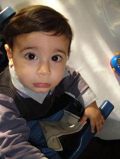 I loooove my nephew Matteo