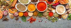 Here are the top 10 spices and herbs that you should use daily for optimal health and well-being.