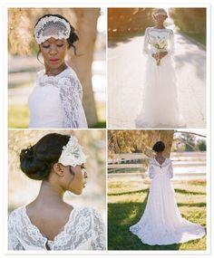 DREAMING OF A VINTAGE BRIDE