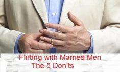 Why Do Married Men Flirt With Single Women