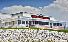 Tin Goose Diner - Port Clinton, Ohio. Mini Vacation, Vacation Spots, Sandusky Ohio Restaurants, Catawba Island, Ohio Destinations, Kelleys Island, The Buckeye State, One Day Trip, Lake Erie