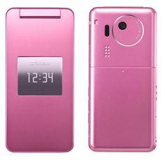 Sharp 930SH pink