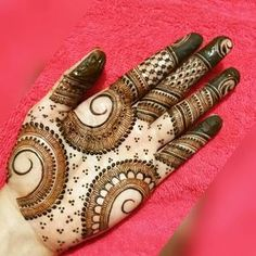 Latest Mehndi Designs for Groom to try this year Floral Henna Designs, Henna Hand Designs, Mehndi Designs Book, Mehndi Designs 2018, Modern Mehndi Designs, Mehndi Design Pictures, Mehndi Designs For Beginners, Mehndi Designs For Girls, Wedding Mehndi Designs