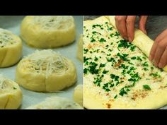 Panini deliziosi, aromatici ed irresistibili! Kefir, Egg Roll Recipes, Snack Recipes, Biscuits, Egg Rolls, Party Snacks, Camembert Cheese, Brunch, Food And Drink