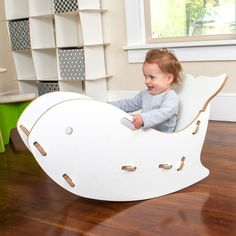 The Whale Chair by sprout is perfect for your Child's bedroom, playroom or nursery. This Cute toddler's animal rocker is easy to assemble & Store. Fire Pit Table And Chairs, Toddler Table And Chairs, Kid Table, Used Chairs, Cool Chairs, White Wooden Rocking Chair, Rocking Chairs, Wooden Rocker, Big Comfy Chair
