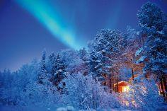 El baile de las auroras boreales