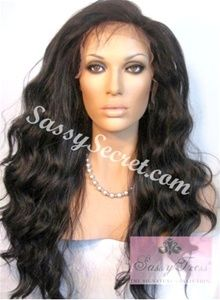 3.5 inch parting space. lace wigs for black women