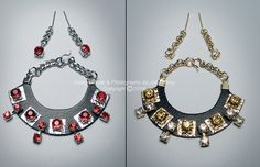 Luxurious Statement Crystal Necklaces For Fashion Royalty | Flickr - Photo Sharing!