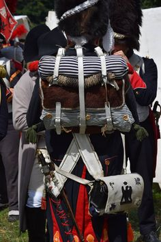 Cacciatori a piedi della guardia imperiale francese