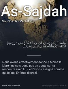Le Noble Coran, Verses