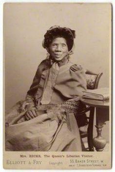 The Power of Dreams-Martha Ann Ricks-From Slavery to Windsor Castle