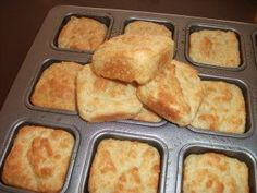 Low Carb Biscuits Recipe via @SparkPeople