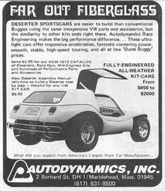Deserter GT Dune Buggy