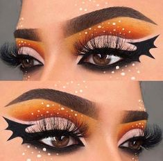 Still looking for the perfect makeup to wear this Halloween? If so, the search may be over because today we have 41 Halloween eye makeup ideas to show you!