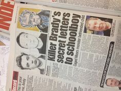 Killers in Today's Daily Record.