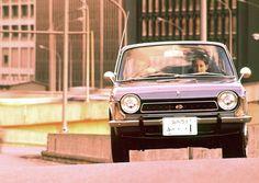 Subaru FF-1 1100 (1969)