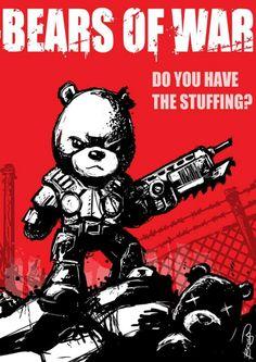 Gears of war!
