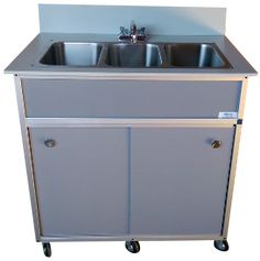 New Portable Sink Unit