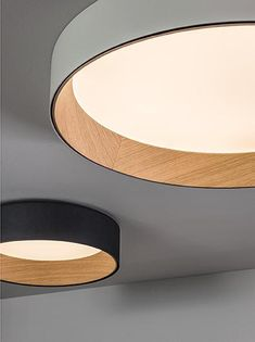 Ceiling lights duo slide 04 Duo Ceiling Light Fixture by Vibia