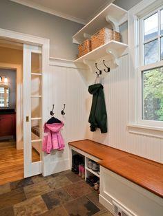 Laundry Mud Room Small Entry Ways