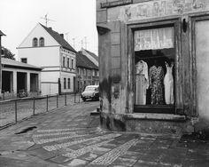 raymond depardon - germany, south of berlin (former east germany), 1990.