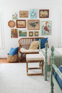Adorable Gender Neutral Kids Bedroom Interior Idea (39)