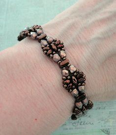 Linda's Crafty Inspirations: Dragonfly Bangles & Corundum Earrings - Two Sets