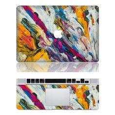 $16.50 Macbook Protective Decals Stickers Mac Cover Skins Vinyl Case for Apple Laptop Macbook Pro/Macbook Air