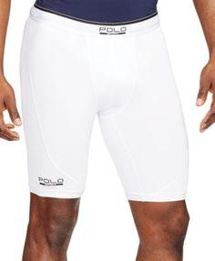 POLO RALPH LAUREN Polo Sport Men's Compression Shorts. #poloralphlauren #cloth # shorts