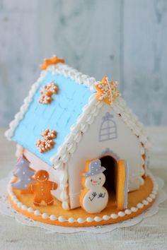 「小さなクッキーのおうち「ヘクセンハウス」」あいりおー | お菓子・パンのレシピや作り方【corecle*コレクル】