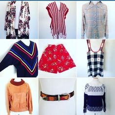 Get all these goodies on Etsy! #vintage #fashion #trendy