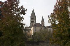 Abbaye Saint Philibert de Tournus (71700)